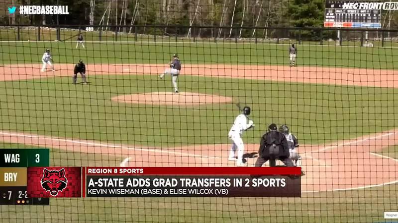 New grad transfers 6/23/21