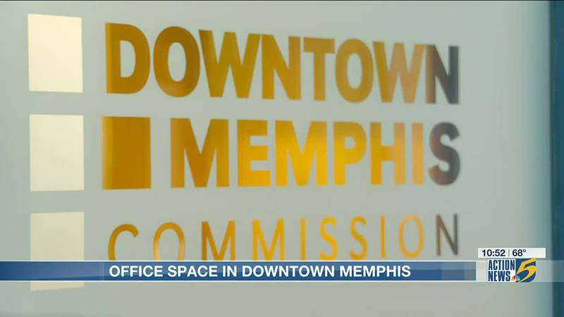 Memphis aims to keep downtown offices full amidst transition to remote working