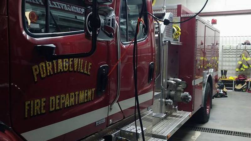The upgrades will help the truck get to scenes quicker, according to crews.  (Source:...