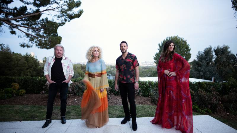 Country group Little Big Town to perform Live at the Garden