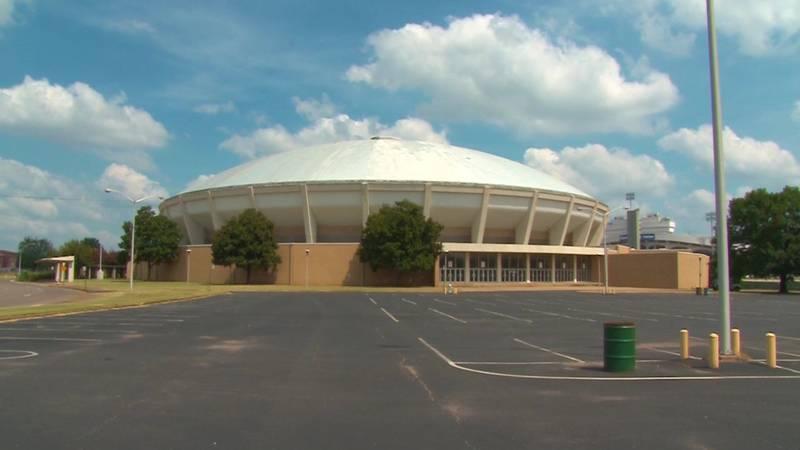 Mid-South Coliseum (Source: WMC Action News 5)