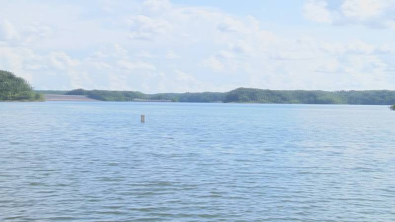 The U.S. Army Corps of Engineers are urging people to be safe in the water