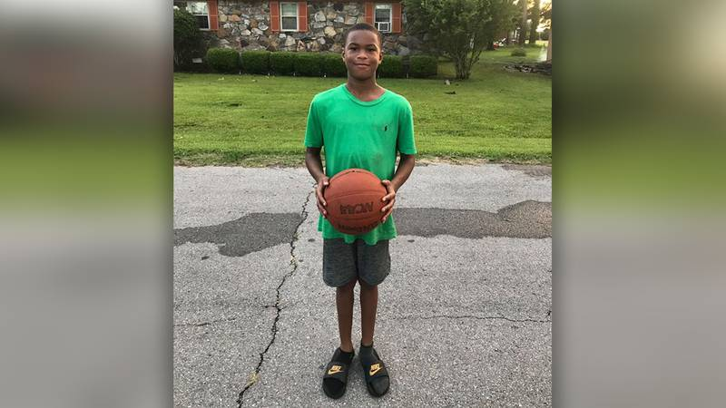 Twelve-year-old Terry Bledsoe is being called a hero after warning neighbors of their burning...