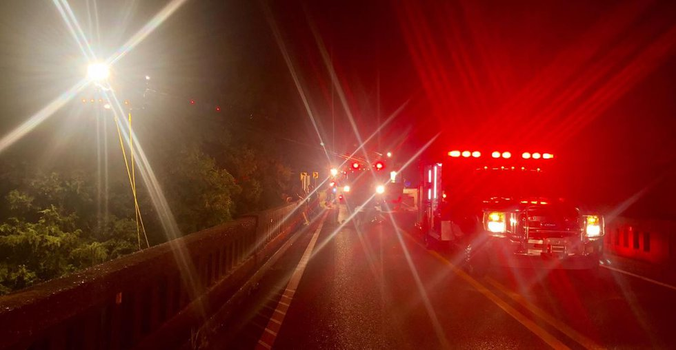 Around 8:30 Wednesday night, the Batesville Fire Department responded to the Miller Creek...