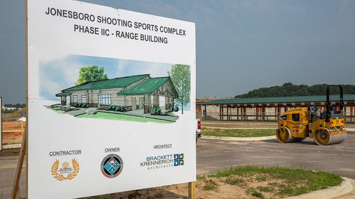 A complex that will provide training for shooters and archers throughout the area will be...