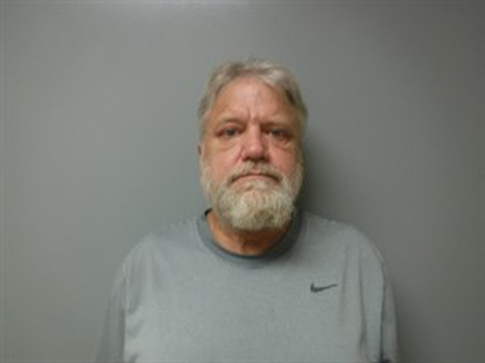 John B. O'Neill, 58, of Jonesboro was arrested this week after authorities found nearly 40 ...