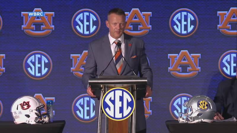 The former A-State head coach is entering his first season at Auburn.