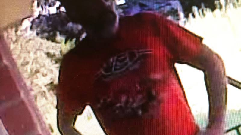 Deputies are looking to identify a man in connection to a reported burglary. (Source: Dunklin...