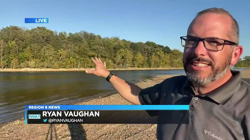 Ryan's Wednesday 5PM Forecast From The White River (10/20/2021)