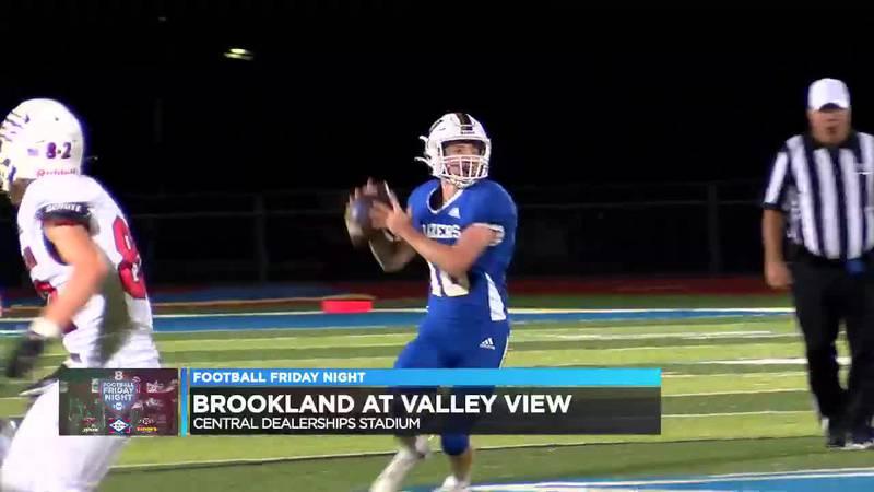 Blazers beat Brookland in 5A East tilt
