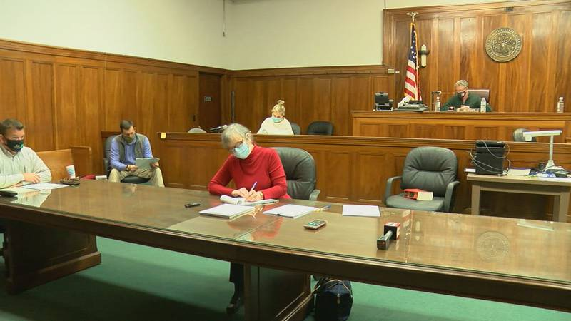 Just last month, the quorum court also approved to pay all county employees 500 dollars.
