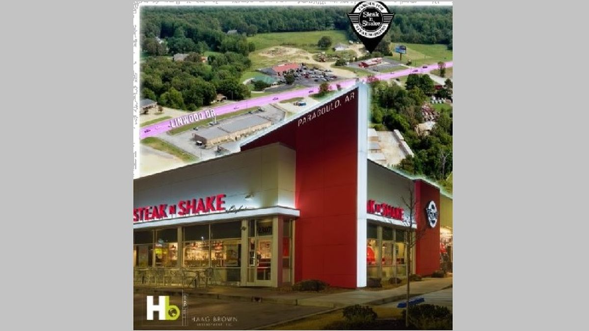Paragould residents will no longer have to drive to Jonesboro to get their steakburgers and...
