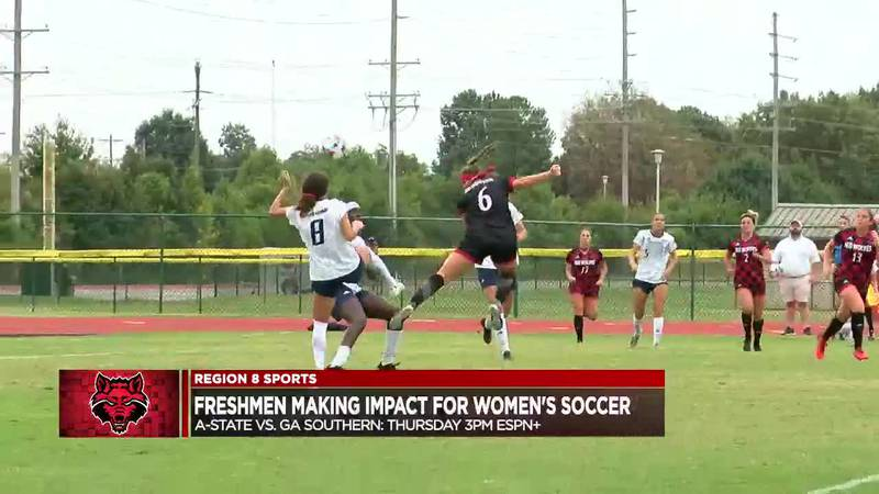 Red Wolves look to start 2-0 in SBC