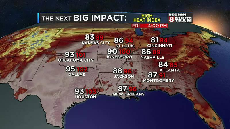 Ryan's Wednesday Evening Forecast (6/23)