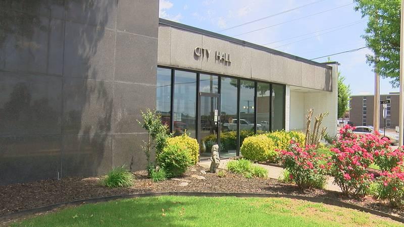 Sales tax revenue goes up 14 percent
