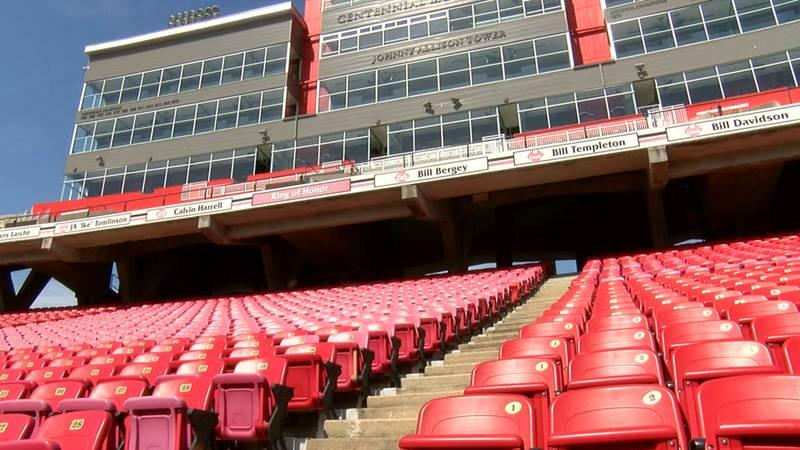 Home of Arkansas State football