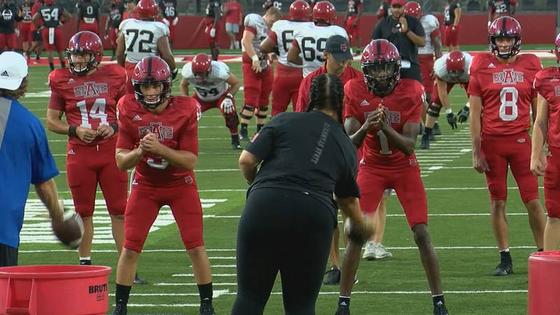Red Wolves preview the 2021 season after finishing 4-7 last year.