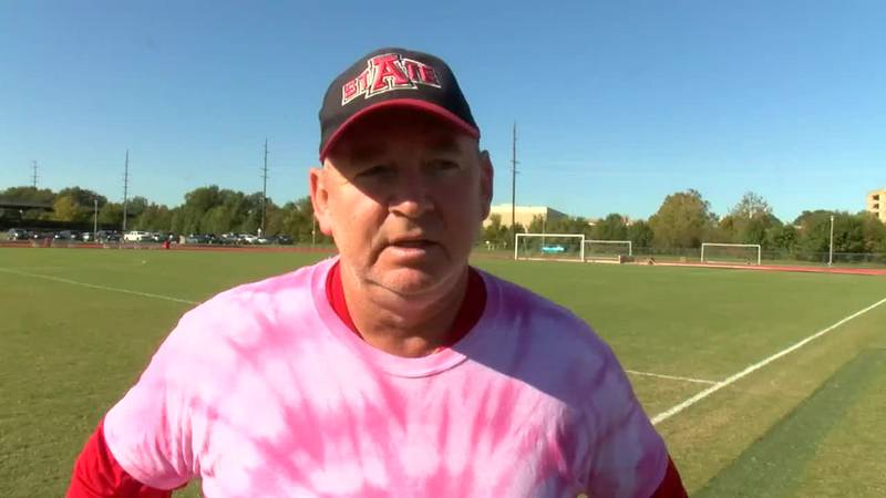 Arkansas State soccer improves to 9-4-1 and 6-1-1 in Sun Belt play.