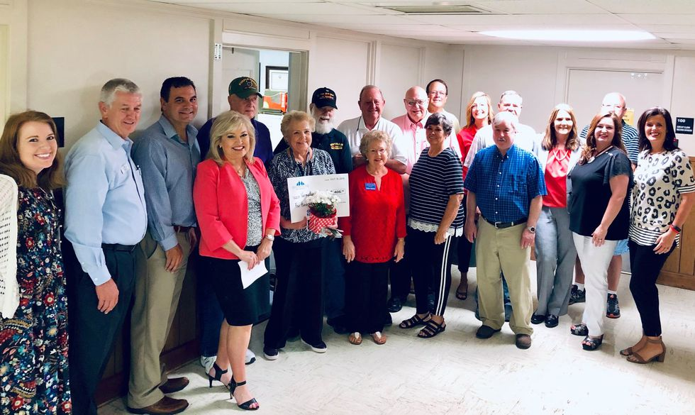 Vermalene Smith was honored by friends and colleagues as the July 2019 Gr8 Acts of Kindness...