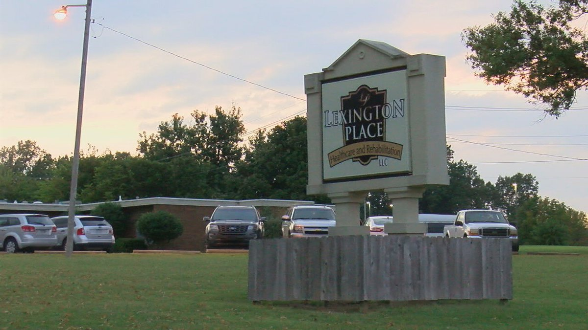Instead of cashing their check at 3 p.m. Monday, employees at Lexington Place Nursing and...