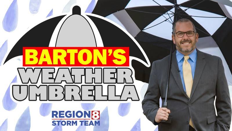 Barton's Weather Umbrella 20-21