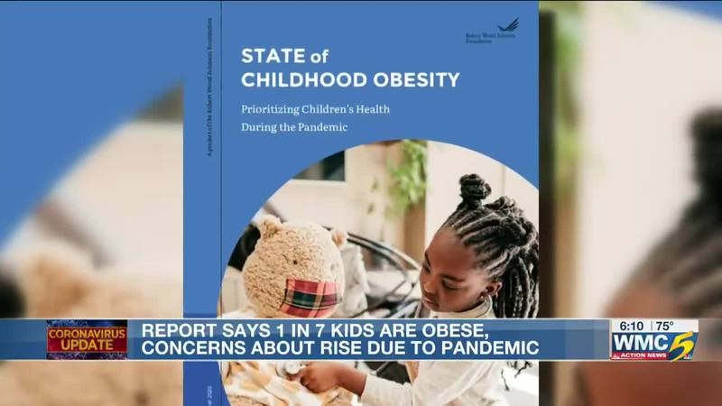 COVID-19 impact on childhood obesity
