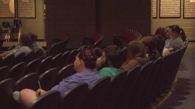 Paragould discusses hydration, heat illness