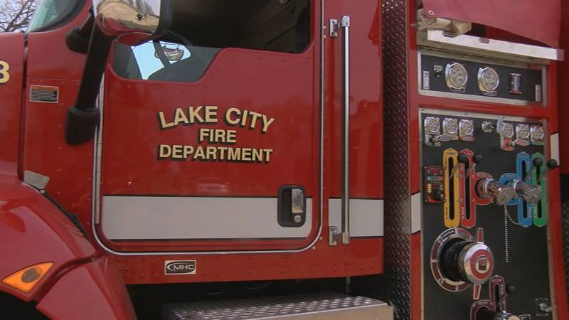 Rural fire departments will get an upgrade to their radio communication system.