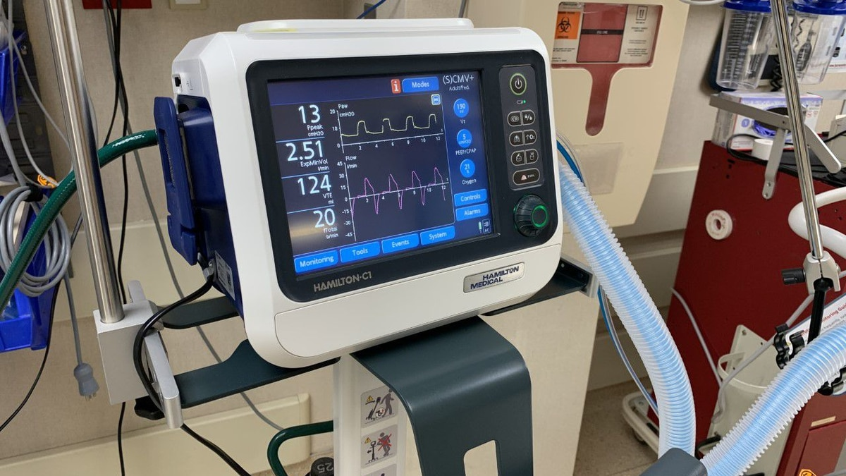 Mercy Springfield is out of ventilators, Rise in patients forces  expansion to a 2nd COVID-19 ICU