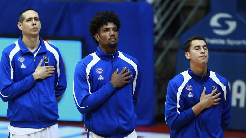 Arkansas State forward Norchad Omier had 18 points and 18 rebounds Thursday for Nicaragua in...