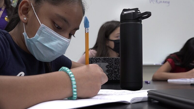 Arkansas' largest school district has ended its mask mandate as the state reported 28 new...