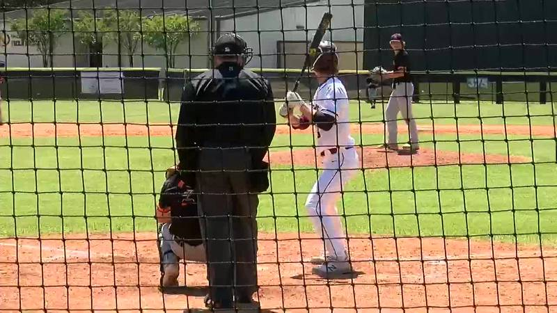 Batesville pitcher tossed a no-hitter Thursday in the 5A 1st Round