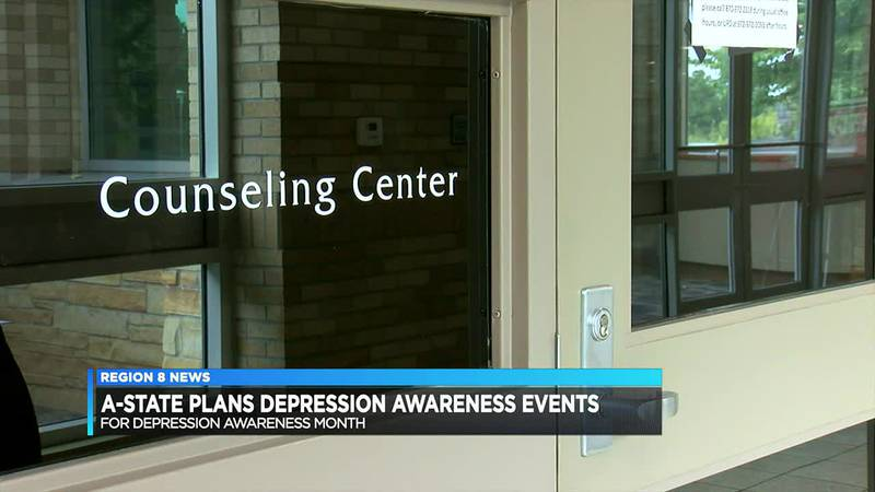 A-State plans depression awareness events