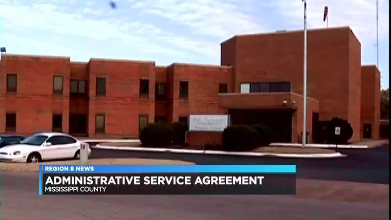 Mississippi County Hospital System begins Service Agreement with St. Bernards Healthcare