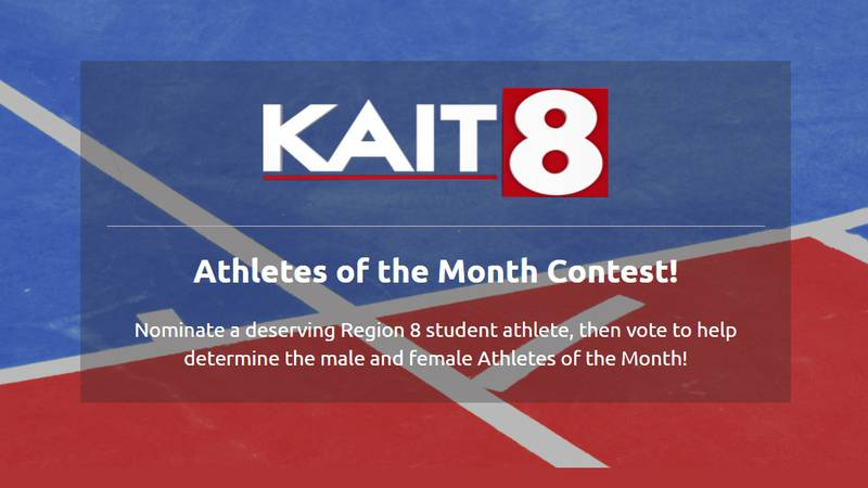 Athletes of the Month contest