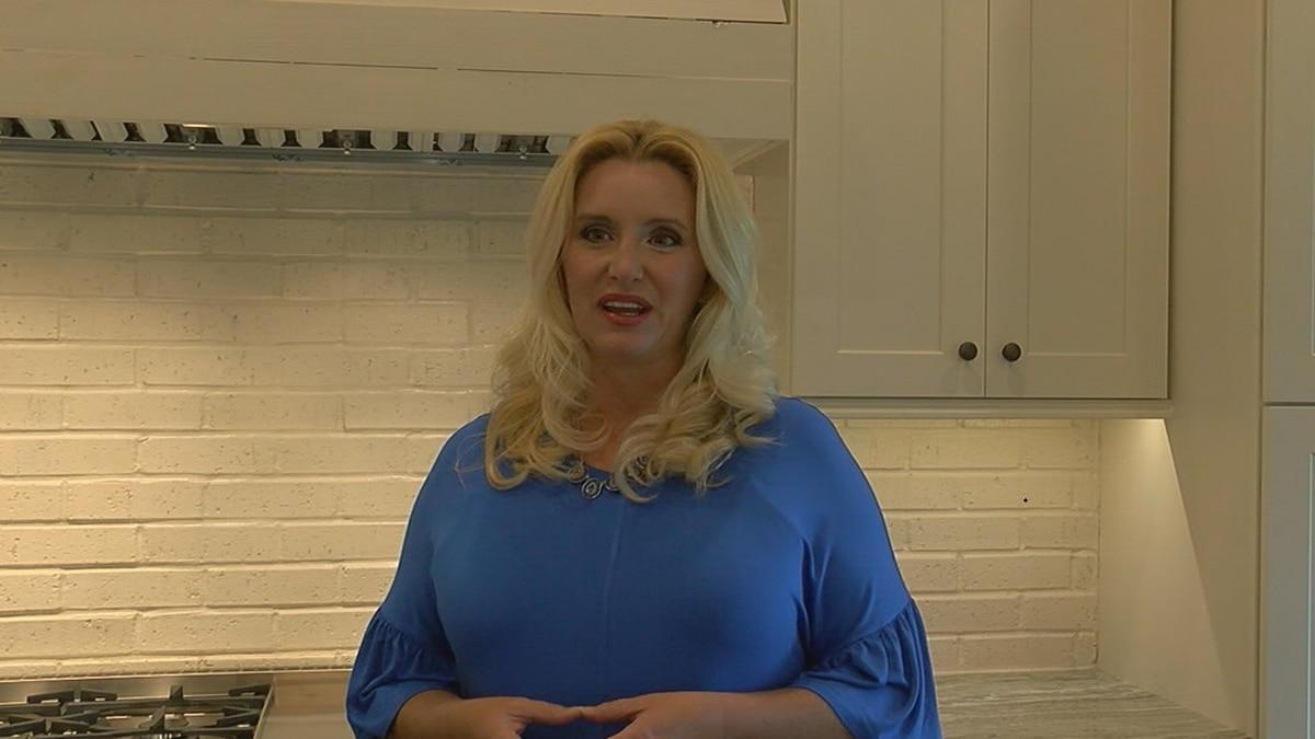 Danna Johnson, a Craighead County realtor, will appear again on HGTV for a show helping three...