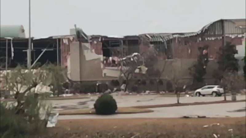 The Dillard's store in Jonesboro is set to reopen June 2 after being damaged in the March 28...