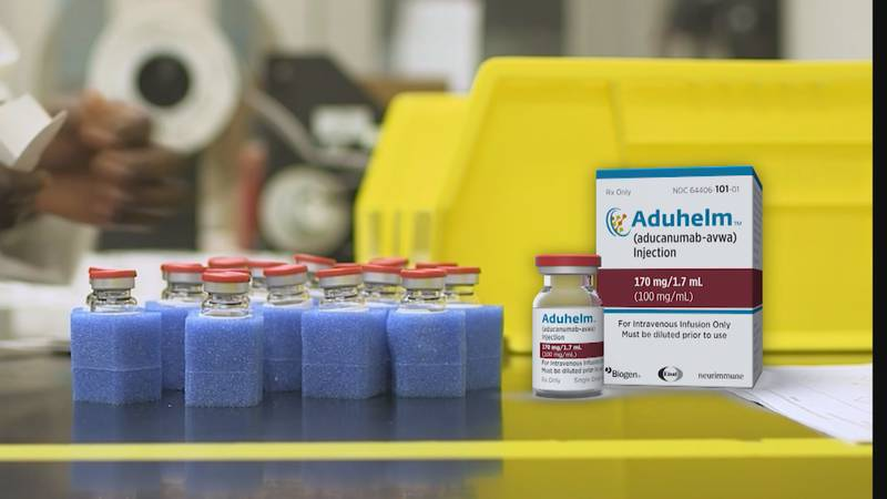 Cost and effectiveness are two of the major concerns regarding Aduhelm, the drug designed to...