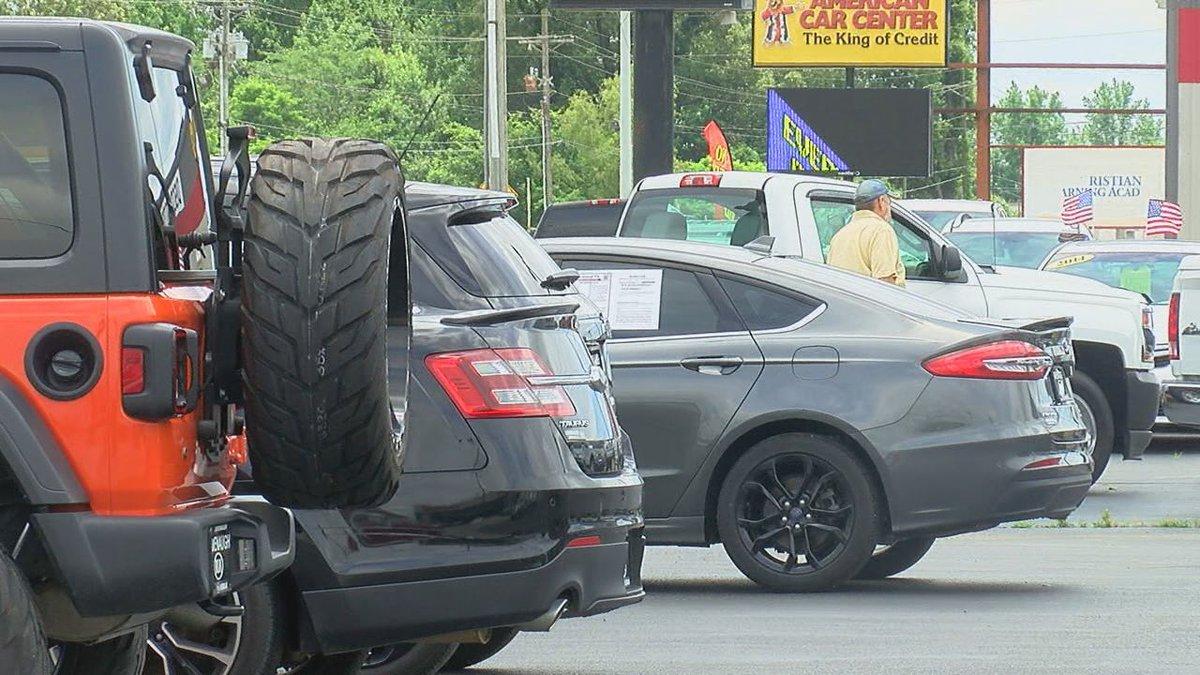 Así que ahora los coches usados son una posesión preciada.
