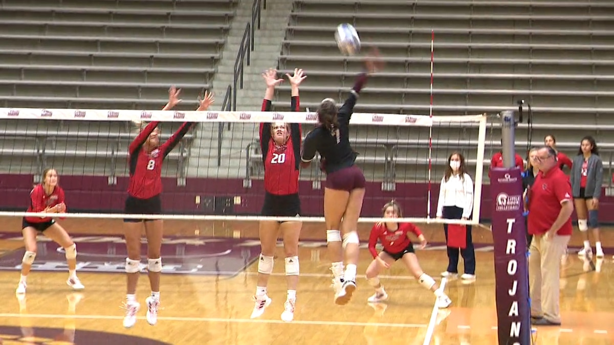The Red Wolves got a road win Tuesday at Little Rock.