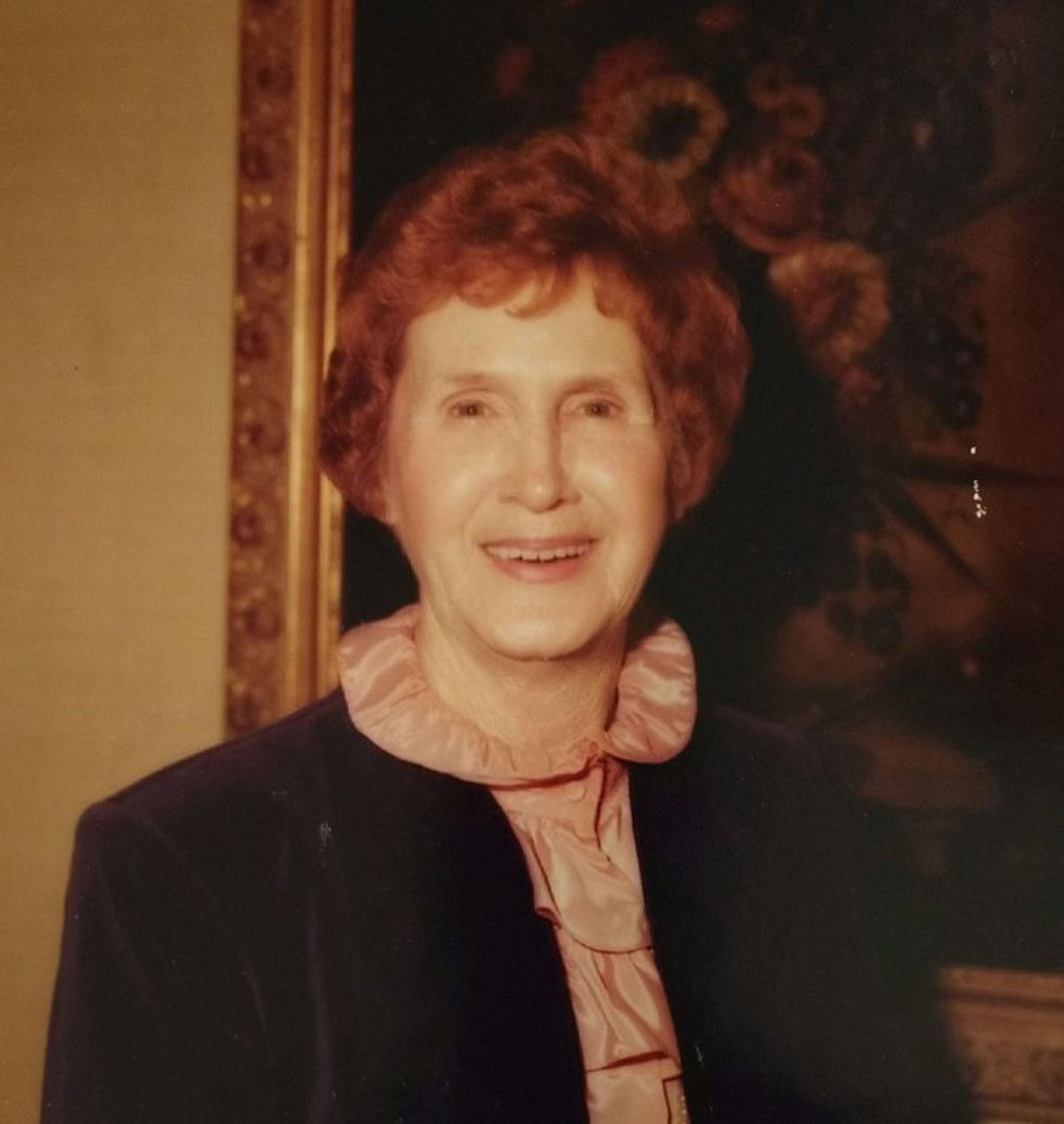 Annie McVadon died Jan. 4, 2020, at the age of 100. The WWII nurse was laid to rest in Biloxi...