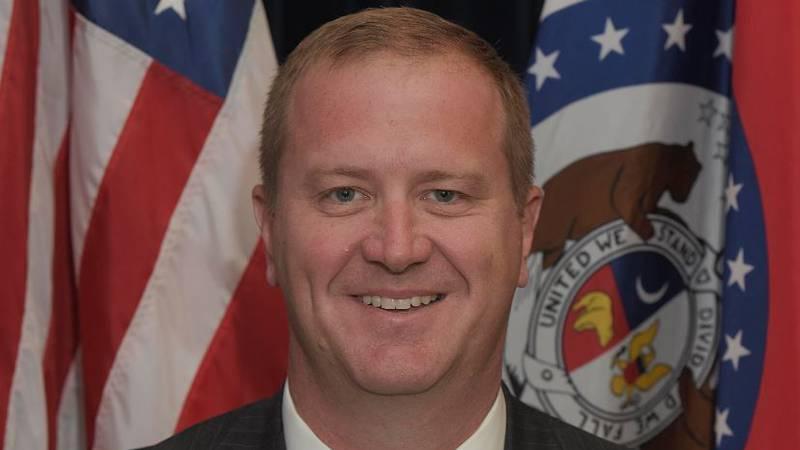 Gov. Mike Parson announced Eric Schmitt, the current state treasurer, will serve as Missouri's...