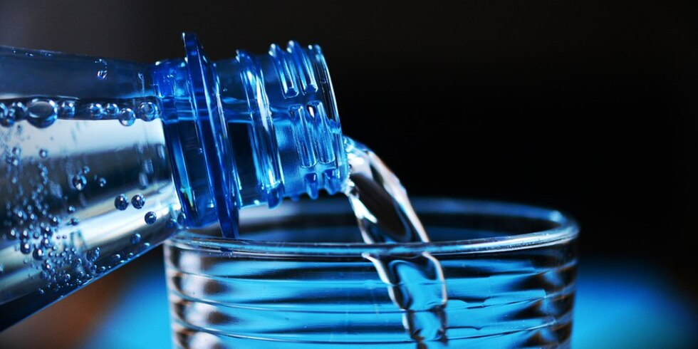 """""""If you have to be out in the hot temperatures, make sure you have plenty of water with you,""""..."""