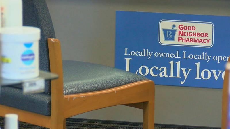 Woodsprings Pharmacy works to meet community demand