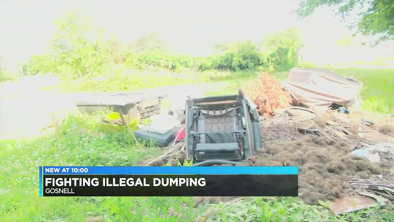 Gosnell cracking down on illegal dumping