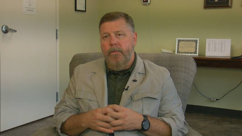Crawford spoke about the United States' evacuation efforts in Afghanistan.