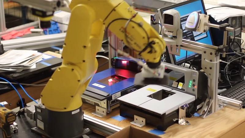 UofM awarded $1M grant to establish automation and robotics training center