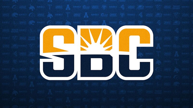The new Sun Belt Conference logo was revealed in May 2020.