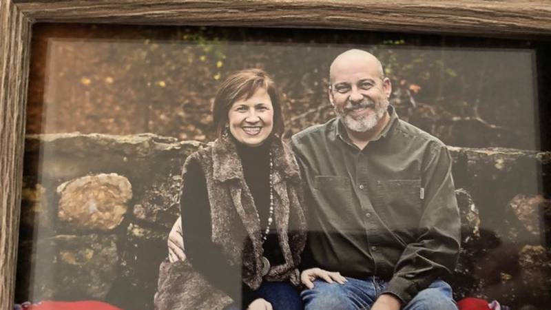 Patty and Michael Bilbrey live in Clam Gulch, AK.