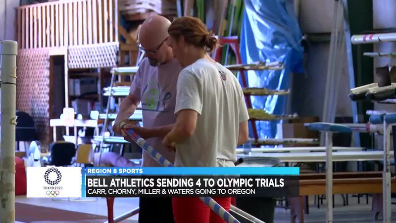 Jonesboro pole vault facility will have 4 athletes in U.S. Olympic Trials